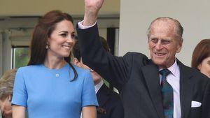 Diese besondere Verbindung hatten Kate und Prinz Philip (†)