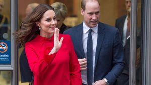 Erster Auftritt: Kate & William präsentieren ihren Prinzen