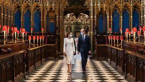 Fast zehn Jahre her: Kate und William besuchen Hochzeitsort