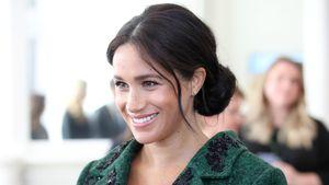Rosafarbenes Geschenk: Bekommt Herzogin Meghan ein Mädchen?