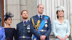 William und Kate schickten Harry und Meghan Babygeschenk