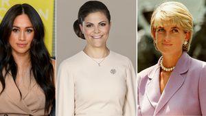 Fehlgeburt und Bulimie: Die schweren Schicksale der Royals