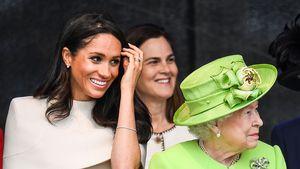 Vor Beerdigung: Meghan und Archie haben mit Queen gesprochen
