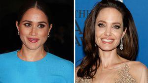 Herzogin Meghan will Angelina Jolie als Hollywood-Mentorin