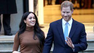 Harry und Meghan dürfen Rücktritt 2021 erneut verhandeln