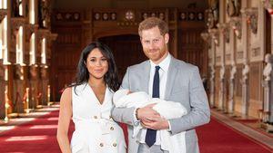 Inklusive Tauffotos: Royals senden Archie Geburtstagsgrüße