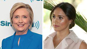 Wegen Rassismus: Hillary Clinton will Meghan umarmen