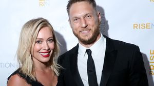 Hilary Duff mit ihrem Trainer Jason Walsh in LA