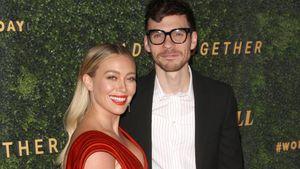 Intime Zeremonie: Hilary Duff soll Matthew geheiratet haben!