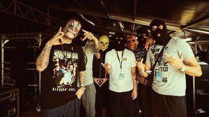 Hip-Hop-Gruppe 187 Strassenbande