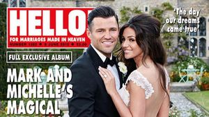 Michelle Keegan: So schön sah sie als Braut aus!