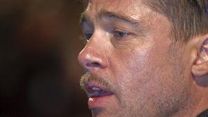 Hollywood-Schauspieler Brad Pitt