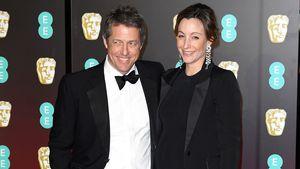 Kein Einreise-Stress: Das steckt hinter Hugh Grants Hochzeit