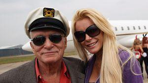 Hugh Hefners Witwe enthüllt: Hatten die beiden noch Sex?