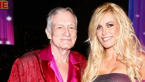 Crystal Harris: Darum heiratete sie Hugh Hefner