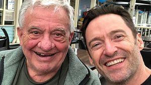 Emotionaler Post: Hugh Jackman trauert um seinen toten Vater