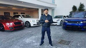Ärger im Straßenverkehr: Ice-T wurde in New York verhaftet