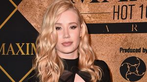 Iggy Azalea auf einer Party in Los Angeles