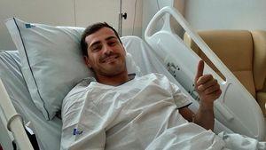Nach Herzinfarkt: Erste Worte von Star-Torwart Iker Casillas