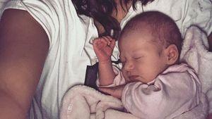 Supersüße Mama-Momente: Inci Sencer zeigt ihre Mila Jolie!