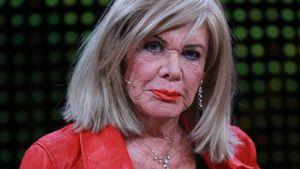 Ingrid van Bergen liegt wegen Knochenbruch im Krankenhaus!