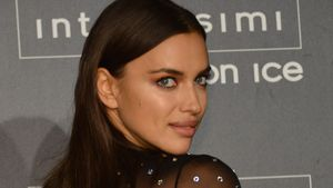 Irina Shayk bei Intimissimi on Ice
