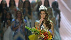 Iris Mittenaere, Miss Universe 2017