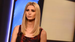 Ivanka Trump in den FOX Studios in New York City