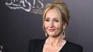 J.K. Rowling bei einer Premiere