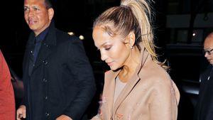Sportler Alex Rodriguez und Musikerin Jennifer Lopez