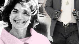 Alles Fake bei Jackie Kennedy? Lagerfeld spricht