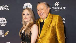 Goldig! Richard Lugner mit Tochter Jacqueline auf Red Carpet