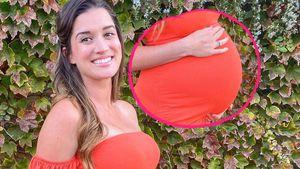 Im Endspurt: US-Bachelor-Star Jade vermutet Geburtstermin