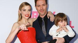 Schwangere Jaime King: Süße Family-Power auf dem Red Carpet!
