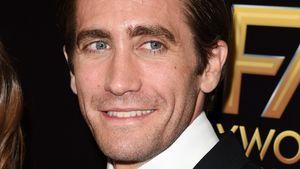 Jake Gyllenhaal ohne Bart bei den 2015 Hollywood Film Awards