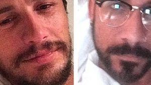 AJ McLean macht James Franco Selfie-Konkurrenz