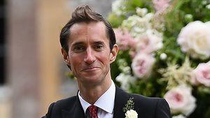 James Matthews bei seiner Hochzeit mit Pippa Middleton, Mai 2017