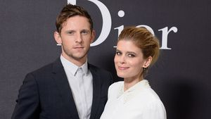 Jamie Bell und Kate Mara bei der Paris Fashion Week 2017