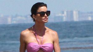 Janice Dickinson: Bikini-Babe mit 57 Jahren