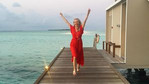 Traumhafte Pics: Da beneiden selbst die Promis Janin Ullmann
