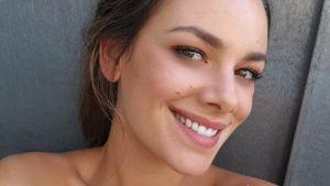 Janina Uhse, deutsche Schauspielerin
