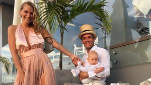 Tropische Weihnacht: Janni, Peer & Baby feiern in der Sonne!