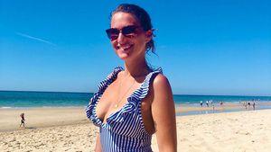 Sexy Wassernixe: Janni Kusmagk lässt in Bikini tief blicken