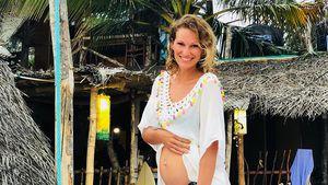 Wegen XXL-Bauch: Vermutet Janni Kusmagk etwa Zwillinge?