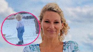 Emil-Ocean ohne Jacke im Schnee: Shitstorm für Mama Janni!