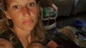 Doppel-Stillen und Co.: Mama sein ist hart für Janni Kusmagk