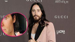 Neuer Look: Jared Leto trennt sich von seiner langen Mähne!