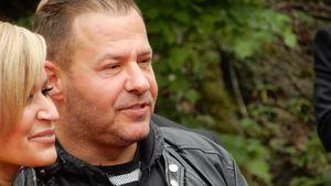 Mit an Willis Grab: Jasmins Bodyguard ist kein Unbekannter