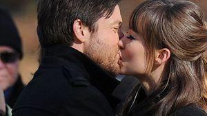 Olivia Wilde und Jason Bateman knutschen rum