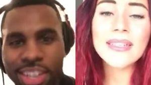 YouTuberin bei DSDS: Kandidatin sang schon mit Jason Derulo!